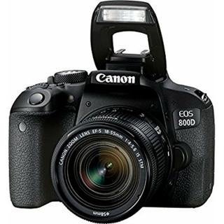 CAMERA DSLR CANON EOS 800D 800 D KIT 18-55mm IS STM