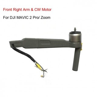 Dji Mavic 2 Pro Right front arm - Dji Mavic 2 Zoom Motor Kanan Depan