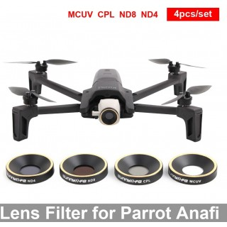 Parrot Anafi Filter 4pcs