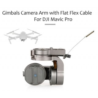 DJI Mavic Pro Gimbal Camera Arm & Kabel Flexible Ribbon Original