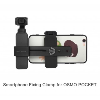 Dji Osmo Pocket Smartphone Fixing Clamp