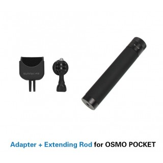 Dji Osmo Pocket Adapter And Extending Rod Tongsis