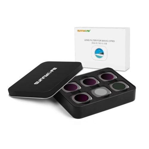 DJI Mavic 2 Pro Filter 6 pcs Camera Lens