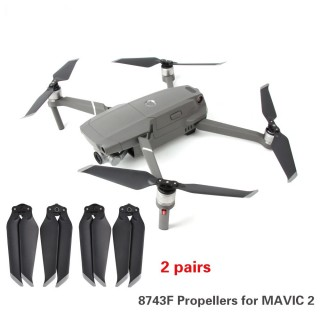 Dji Mavic 2 Pro - Dji Mavic 2 Zoom Low-Noise Propellers 4pcs