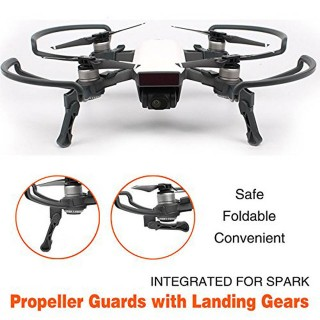 DJI Spark Propeller Guard With Landing Gear - Dji Spark Landing Gear