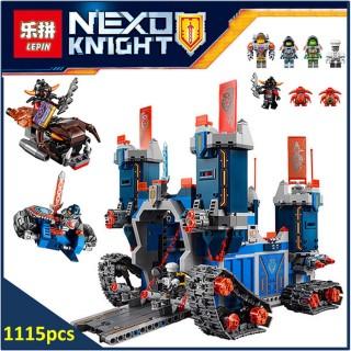LEGO / LEPIN 14006 Nexo Knights The Fortrex 1115pcs / Lego