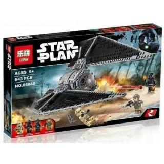 LEGO / LEPIN 05048 / star wars - the tie striker