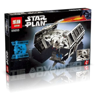 LEGO/ LEPIN 05055 - Star Wars Vader's TIE Advanced -