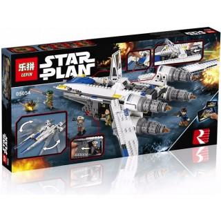 LEGO / LEPIN 05054 Star Plan Rebel U-Wing Fighter