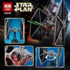 LEPIN 05036 / Star Wars / TIE Fighter - UCS : 1685 pcs / LEGO