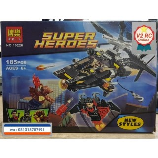 LEGO / LEPIN 10226 / Batman Attack / Batman / Robin