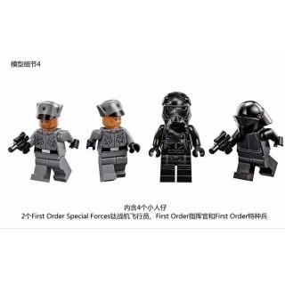 LEGO / BELA 10465 Star Wars Special Forces Tie Fighter Bela