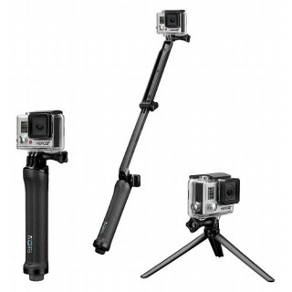 GoPro 3 Way Grip Arm Tripod - Original