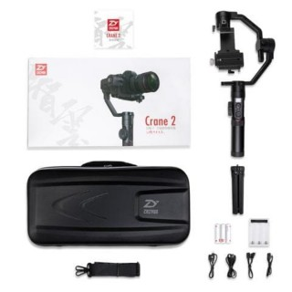 Zhiyun Crane 2 3-Axis Handheld Stabilizer with Follow focus
