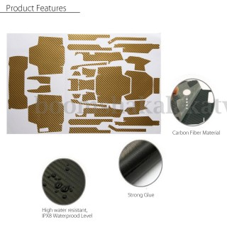 DJI MAVIC PRO Waterproof Carbon Stickers