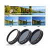 DJI PHANTOM 3 LENS FILTER ND 16 / DJI PHANTOM 4 LENS FILTER ND 16