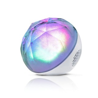 COLOR BALL BLUETOOTH SPEAKER WHITE