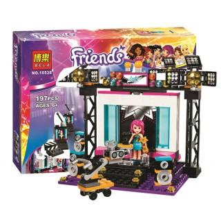 LEGO / BELA 10538 friends 197pcs Conser music