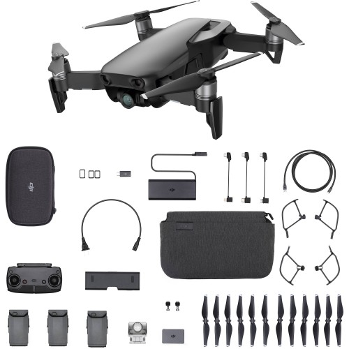 DJI MAVIC AIR COMBO BLACK