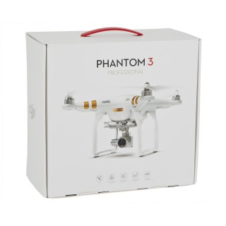 DJI PHANTOM 3 PROFESIONAL AIRCRAFT ONLY EXCLUDE GIMBAL
