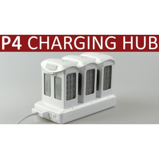 DJI PHANTOM 4/ 4pro / 4pro+ CHARGING HUB