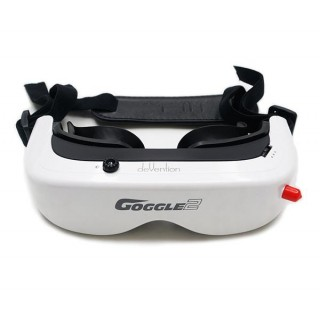 GOGGLE 2 GLASS WALKERA