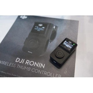 WIRELESS THUMB CONTROLLER FOR RONIN