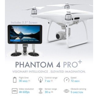 DJI Phantom 4 Pro Plus+ Extra Battery