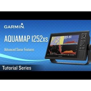 GARMIN AQUAMAP 1252xs MFD Display Unit with SE-Asia Bluechart