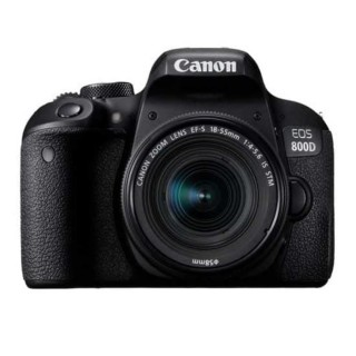 CAMERA DSLR CANON EOS 800D 800 D KIT 18-55mm IS STM
