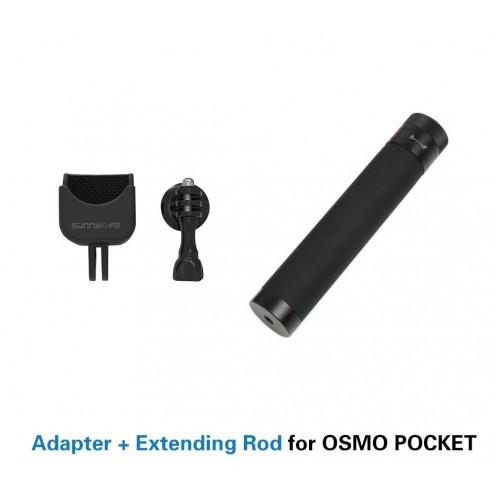 Dji Osmo Pocket Adapter And Extending Rod Tongsis