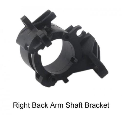 Dji mavic 2 pro right back arm shaft bracket - mavic 2 zoom rear arm
