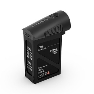DJI INSPIRE 1 - TB48 Intelligent Flight Battery Black (5700mAh)