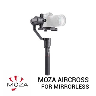 Moza AirCross Gimbal for Mirrorless