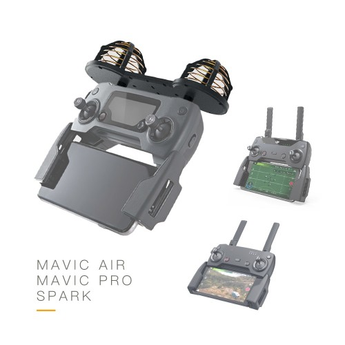 Dji Mavic 2 Remote Control Modified 16DBi Circular Signal Boster