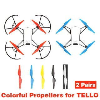 dji tello propeller colorful - Dji tello baling-baling