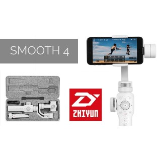 Zhiyun Smooth 4 Black White
