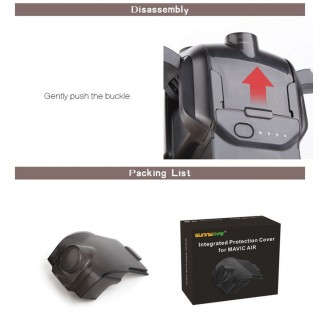 DJI Mavic Air Lens Cover Cap Gimbal Protector