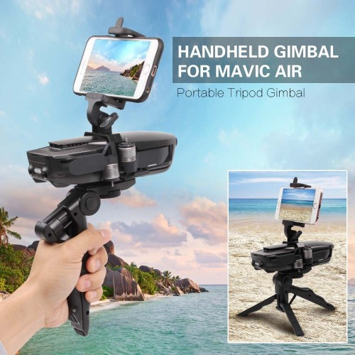 DJI Mavic Air Handheld Gimbal Kit Portable Tripod Gimbal Stabilizers