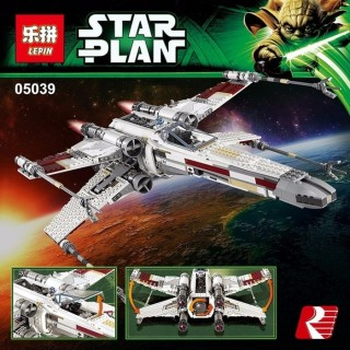 LEGO / LEPIN 05039 Star Wars Red Five X-Wing Starfighter 1616 pcs / LEGO