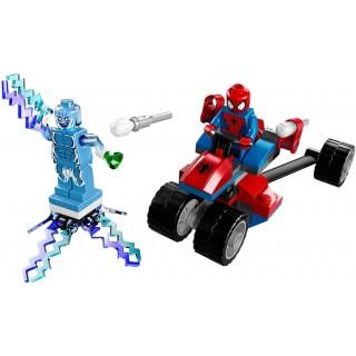 LEGO / BELA 10237 spiderman vs electro / Lego
