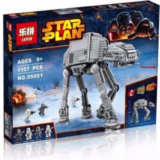 LEPIN 05051 1157Pcs The Force Awakens AT-AT / LEGO