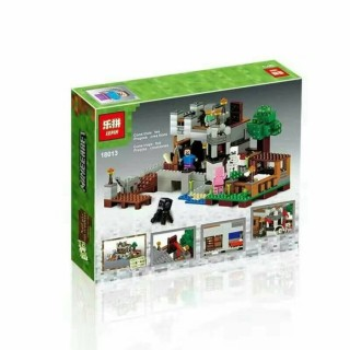 LEGO / LEPIN 18013 Minecraft The Harbour Dock 517pcs