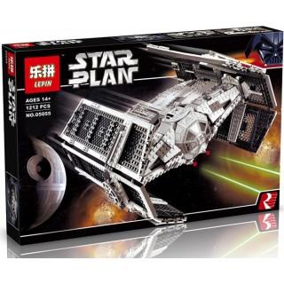LEGO/ LEPIN 05055 - Star Wars Vader's TIE Advanced -