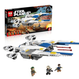 LEGO / LEPIN 05054 Star Plan Rebel U-Wing Fighter