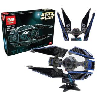 LEPIN 05044 Star Wars UCS Tie Interceptor