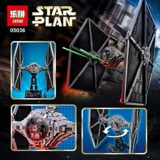 LEPIN 05036 / Star Wars / TIE Fighter - UCS : 1685 pcs / LEGO