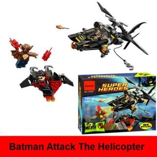 LEGO / LEPIN 10226 / Batman Attack / Batman / Robin
