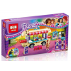 LEGO / BRICK LEPIN 01007 Friends / Amusement Park Hot Dog Van