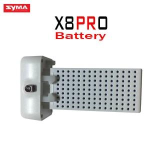 SYMA X8SW X8PRO X8SC Battery Original Baterai 7.4V 2000mAh